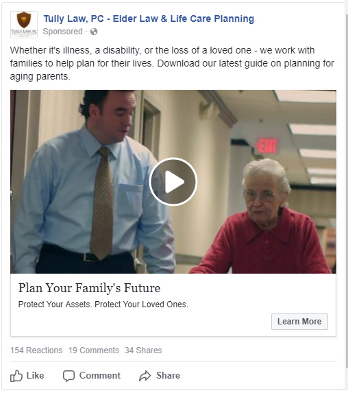 Facebook Ad Samples Long Island Digital Advertising Agency